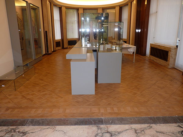 restauration parquet  ancien